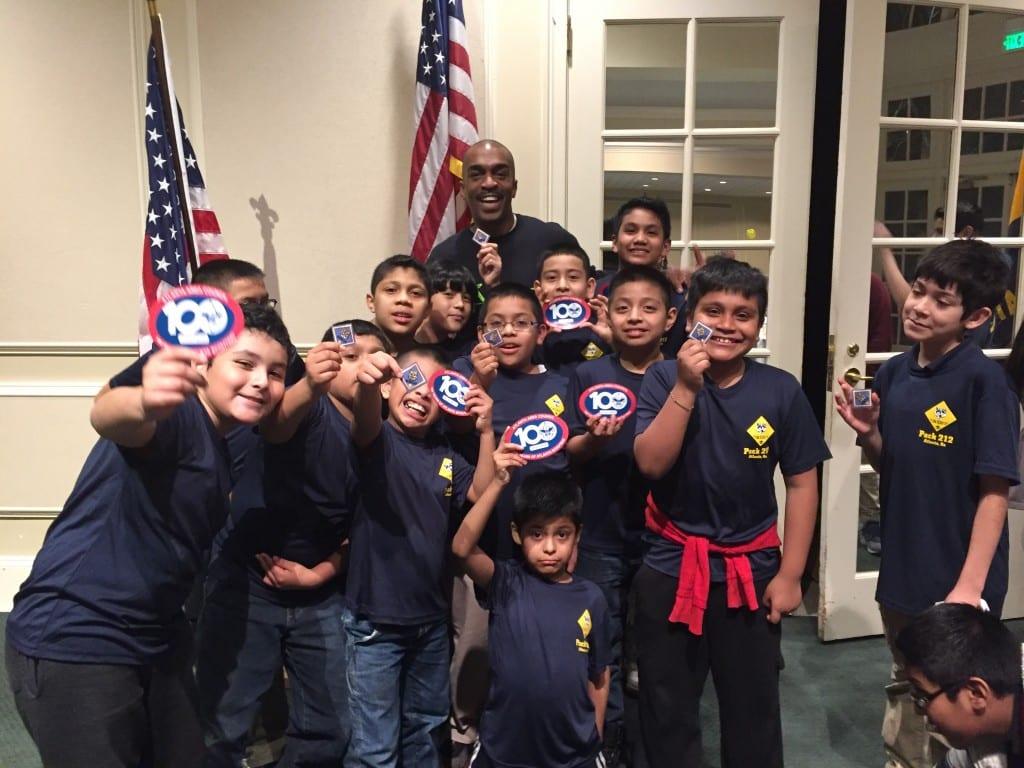 Boy Scouts Story Pic